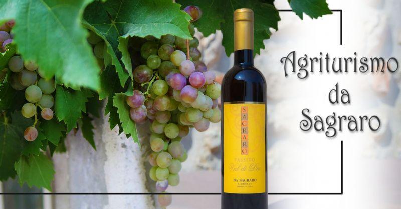 Offerta Produzione Vino PASSITO Vicenza - Occasione Vendita Passito Vino dal sapore intenso Vicenza
