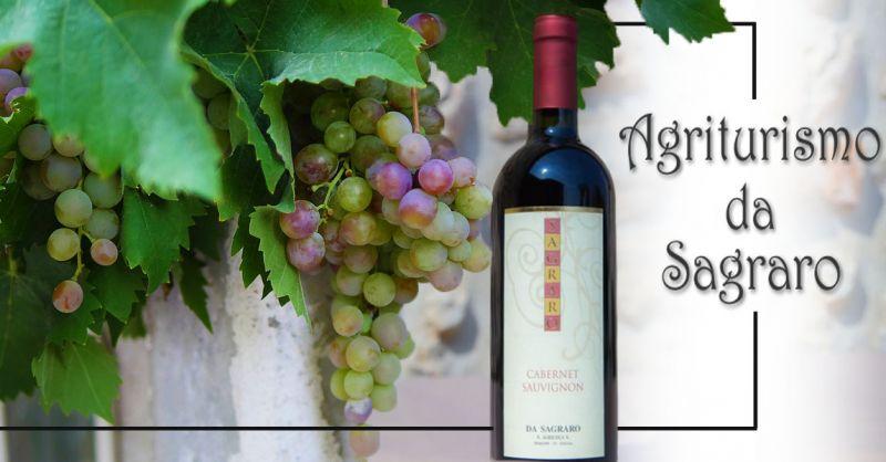 Offerta Produzione CABERNET SAUVIGNON Vicenza - Occasione Vendita Cabernet Vino Corposo