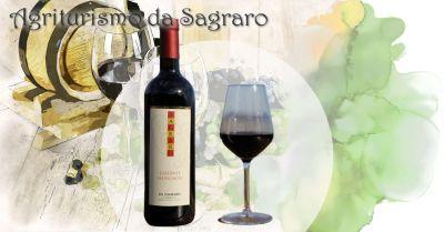 agriturismo da sagraro offerta vendita online miglior vino cabernet sauvignon dei colli berici
