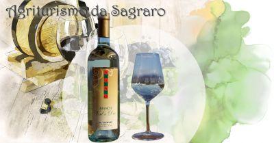 agriturismo da sagraro offerta produzione e vendita vino moscato bianco frizzante colli berici