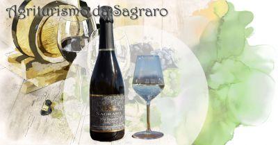 agriturismo da sagraro offerta vendita online miglior vino spumante extra dry dei colli berici