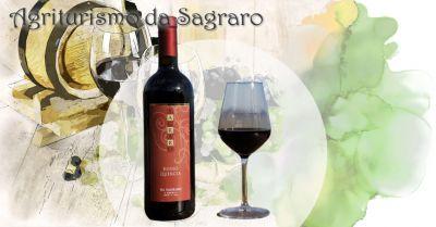 agriturismo da sagraro occasione vendita online miglior vino rosso quescia dei colli berici