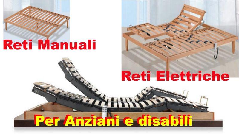 offerta reti manuali elettriche per anziani e disabili verona padova rovigo ferrara mantova