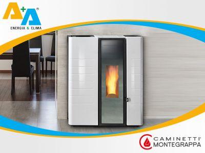 promozione offerta installazione stufe e termostufe a pellet vicenza verona padova