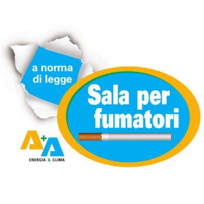 offerta installazione sale fumatori certificate a norma di legge vicenza verona padova venezia