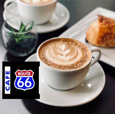 cafe route66 offerta colazione al bar promozione caffe brioche cappuccino bar aperto paladina
