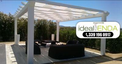 ideal tenda olbia offerta installazione pergole bioclimatiche superbonus 110 prezzi