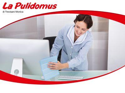 offerta servizio di pulizie condominiali promozione pulizie appartamenti verona la pulidomus