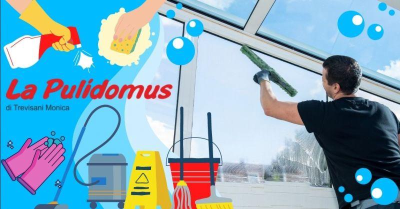 Offerta impresa specializzata in pulizie civili a Verona - Occasione servizio lavaggio vetrate Verona