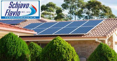 offerta installazione pannelli solari vicenza occasione schiavo impianto solare vicenza