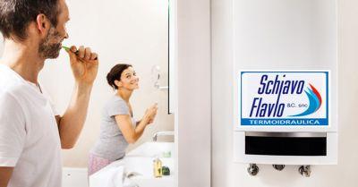 offerta installazione impianti riscaldamento domestico occasione manutenzione caldaie vicenza