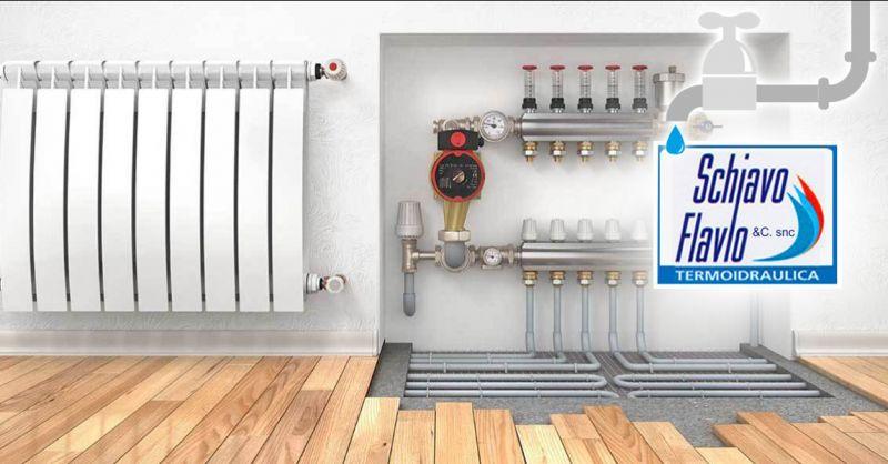 Offerta Riscaldamento Domestico Manutenzione Impianti - occasione Riparazione Caldaie Vicenza