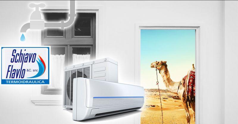 Offerta Manutenzione Climatizzatori Vicenza - Occasione impianti di condizionamento Vicenza