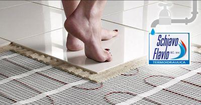 offerta riscaldamento a pavimento vicenza occasione realizzazione riscaldamento a pavimento