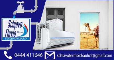 offerta manutenzione e sanificazione climatizzatori vicenza occasione installazione impianti di condizionamento vicenza