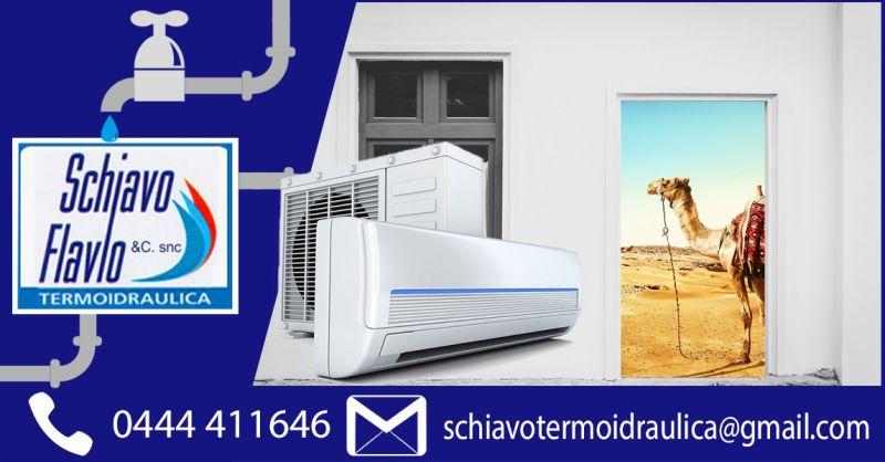 Offerta Manutenzione e Sanificazione Climatizzatori Vicenza - Occasione Installazione impianti di condizionamento Vicenza