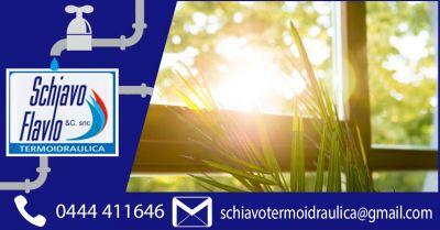 offerta installazione climatizzatori con inverter occasione installazione climatizzatore dual split vicenza