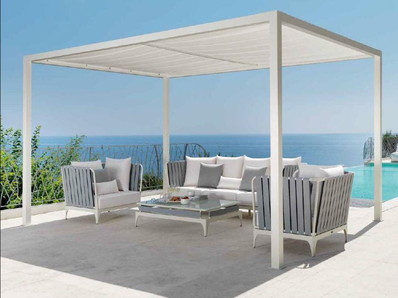 Offerta teloni per gazebi Vicenza - promozione coperture teli piscine tende da sole
