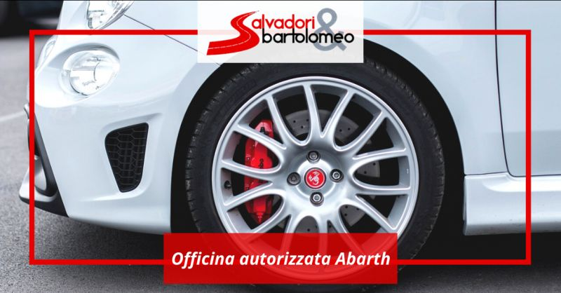 SALVADORI E BARTOLOMEO - officina abarth latina