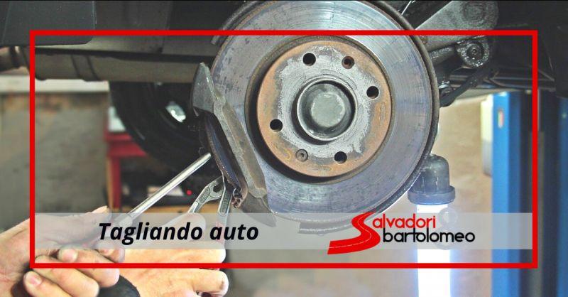 SALVADORI E BARTOLOMEO - Offerta tagliando auto anzio