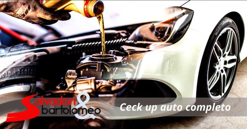 SALVADORI E BARTOLOMEO - Offerta check up completo auto ardea