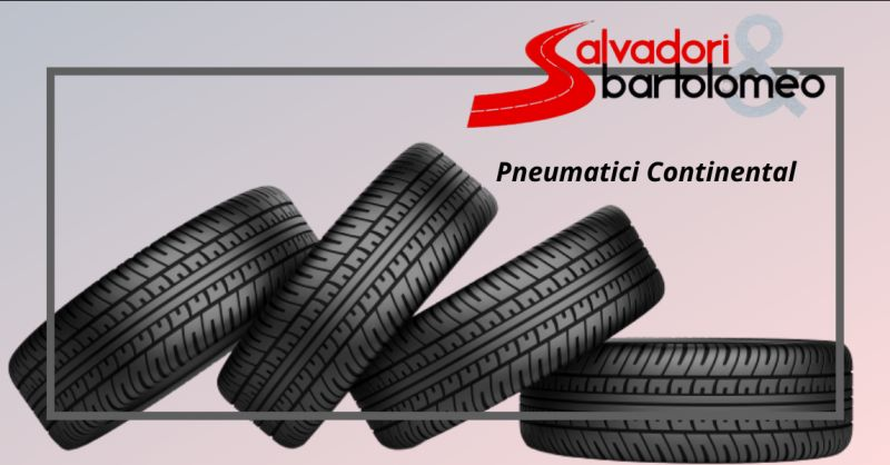 SALVADORI E BARTOLOMEO - Offerta gommista continental ardea