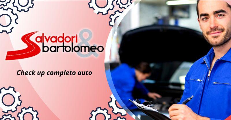 SALVADORI E BARTOLOMEO - Offerta officina per check up completo auto Anzio