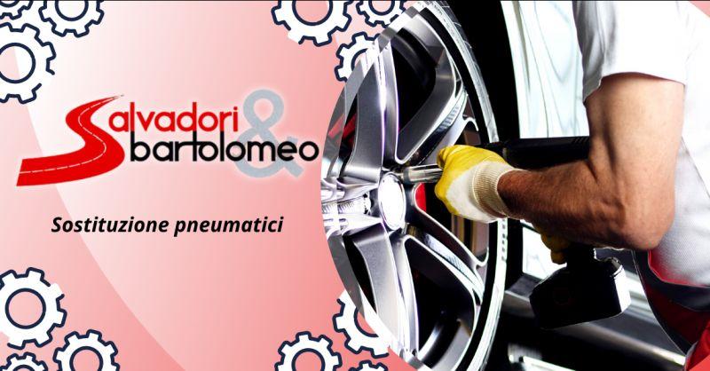 Offerta sostituzione gomme auto Albano Laziale - occasione servizio sostituzione gomme Roma