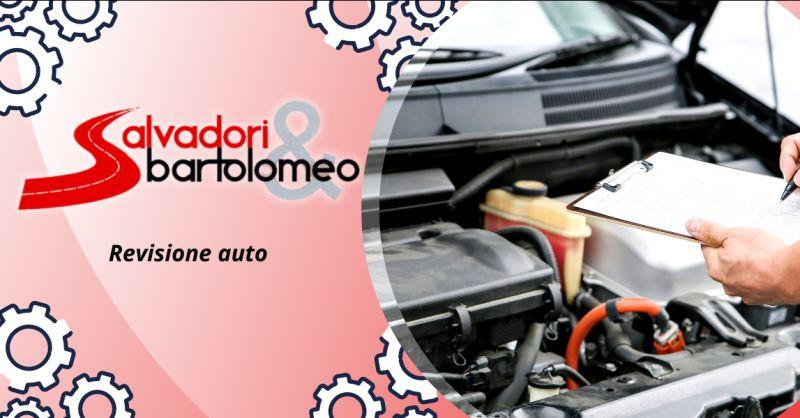 SALVADORI E BARTOLOMEO - Offerta servizio revisione auto Genzano Di Roma