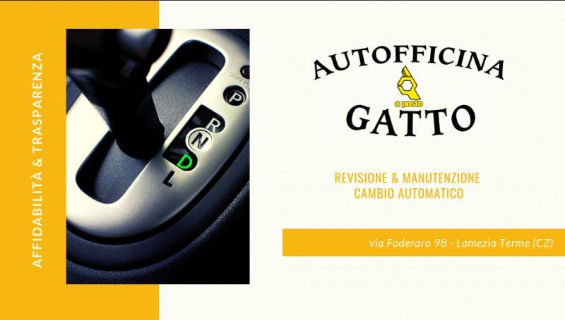 Offerta manutenzione cambio automatico catanzaro - offerta sostituzione cambio automatico