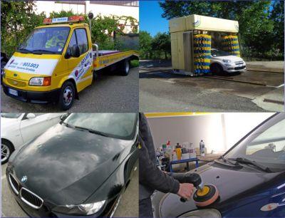 lavaggio auto lavaggio tappezzeria auto sostitutiva autofficina secchiano casole d elsa