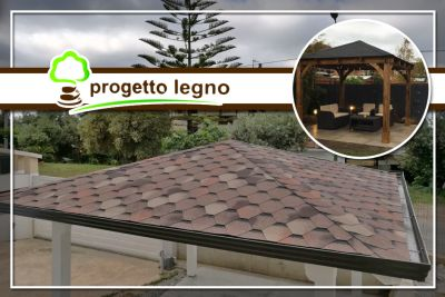 promozione gazebo feroleto offerta gazebo lamezia terme progetto legno srl