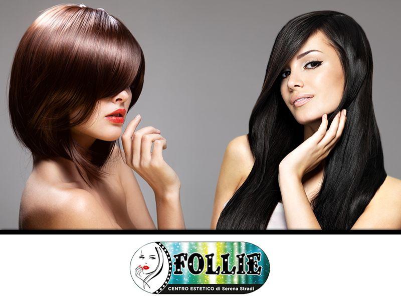offerta salone parrucchiera pisa promozione taglio capelli pisa centro estetico follie
