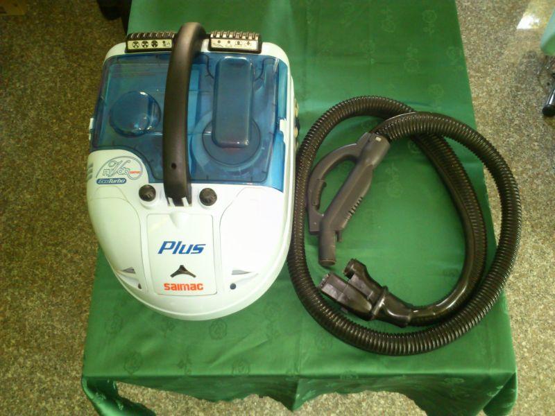 NUVOLA: Ssistema pulizia a vapore completo accessori