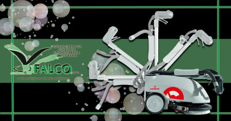 Offerta  lavasciuga pavimenti a batteria Vicenza - Occasione COMAC VISPA 35 B Macchine Pulizia Industriale