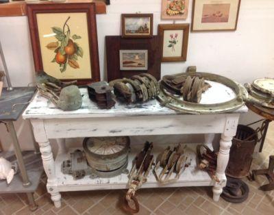offerta mobili promozione oggetti vintage bazar antiqua