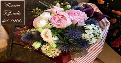 offerta mazzo di fiori per anniversario vicenza occasione composizioni floreali vicenza