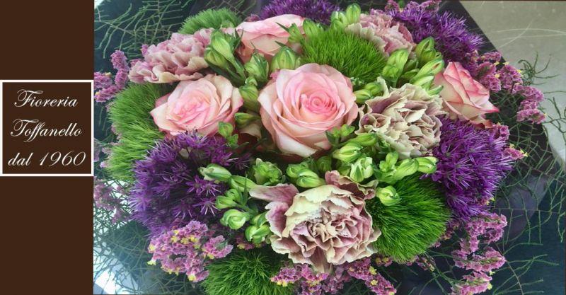 offerta Decorazioni floreali sposa Vicenza - occasione Bouquet fiori per damigella Vicenza