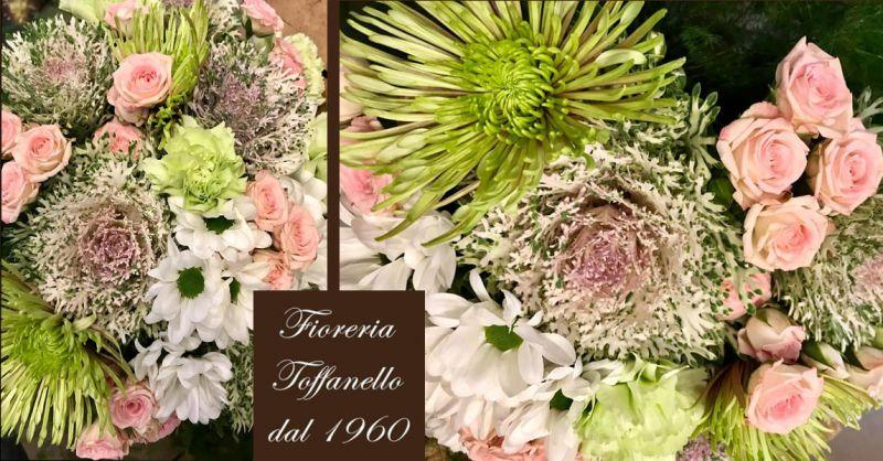 FIORERIA TOFFANELLO offerta fiori a domicilio - occasione consegna fiori a domicilio Vicenza