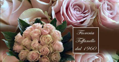 offerta bouquet di fiori da regalare vicenza occasione san valentino consegna mazzi di fiori