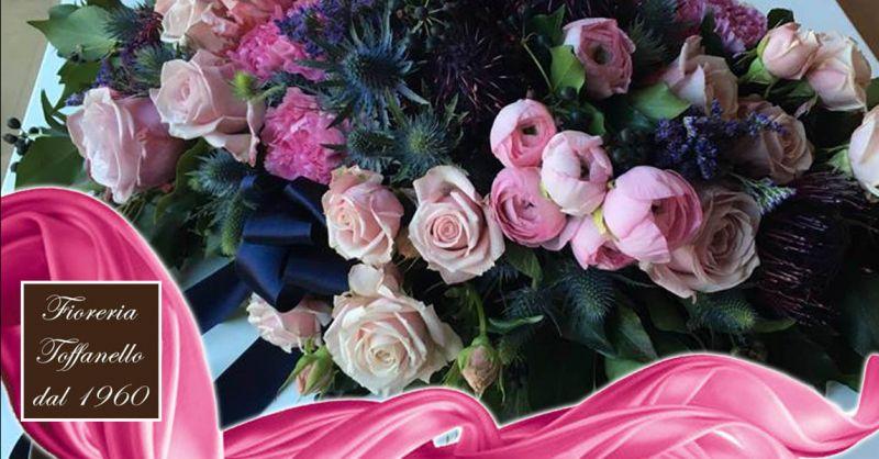 Offerta Addobbi floreali auto da cerimonia Vicenza - Occasione Bouquet fiori per Sposa Vicenza