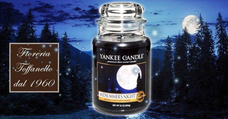 offerta vendita candele Yankee edizione limitata Vicenza - occasione Yankee Candle collezione