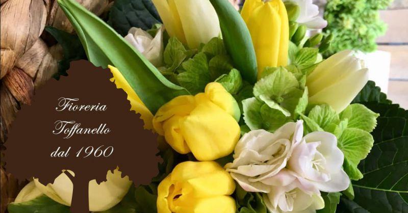 Offerta Vendita fiori Freschi Vicenza - Occasione Composizioni di fiori e consegne a domicilio