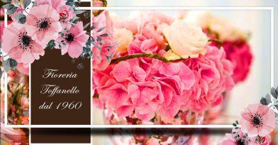 offerta composizioni floreali vicenza occasione allestimenti floreali per eventi vicenza