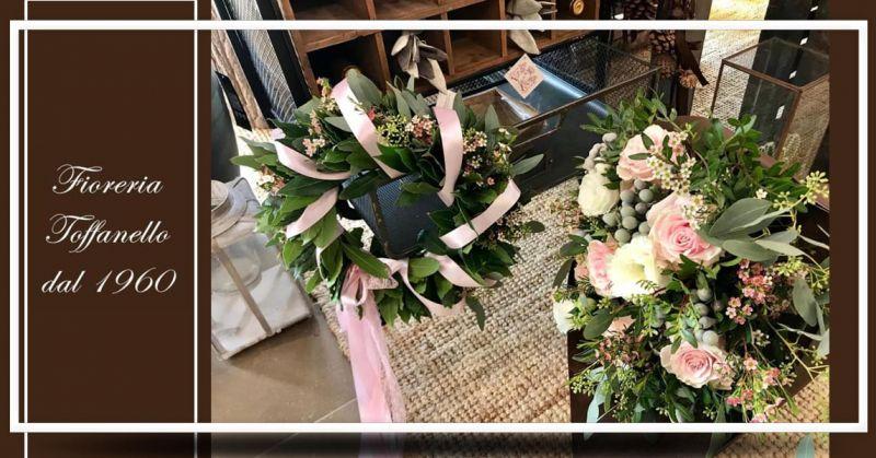 Offerta creazione coroncina e bouquet di laurea Vicenza - Occasione realizzazione coroncine per Laurea Vicenza