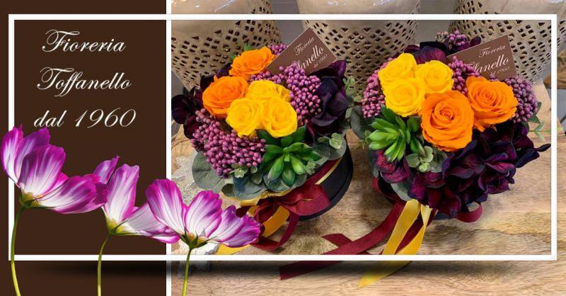 Offerta Realizzazione cappelliere Floreali su ordinazione con Rose Stabilizzate Vicenza