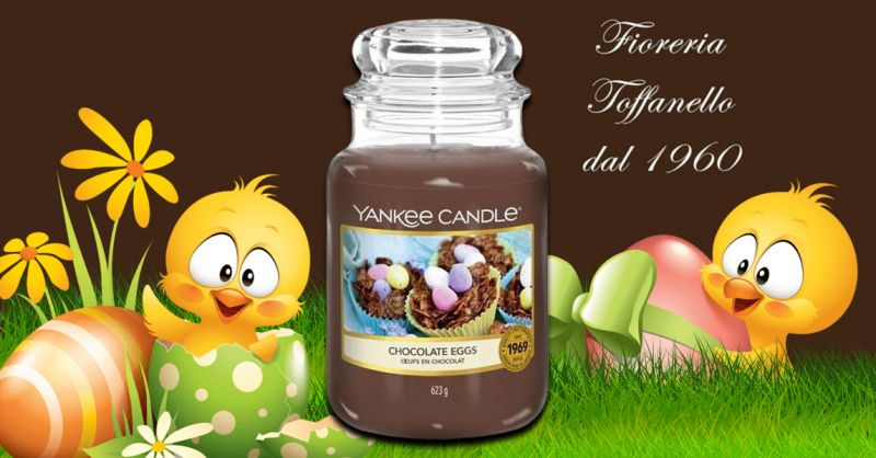 Offerta The Yankee Candle pasquale Vicenza - Occasione Candele Yankee fragranza pasquale Vicenza