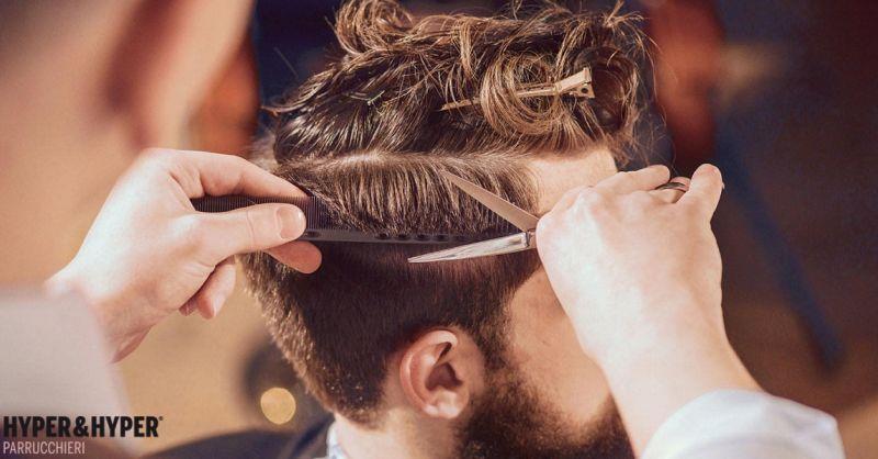 Parrucchieri Hyper & Hyper offerta tagli uomo -occasione prodotti e trattamenti capelli Treviso