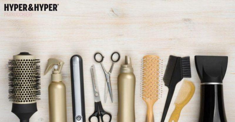 Parrucchieri Hyper & Hyper offerta parrucchiere uomo e donna - occasione tagli e cura capelli