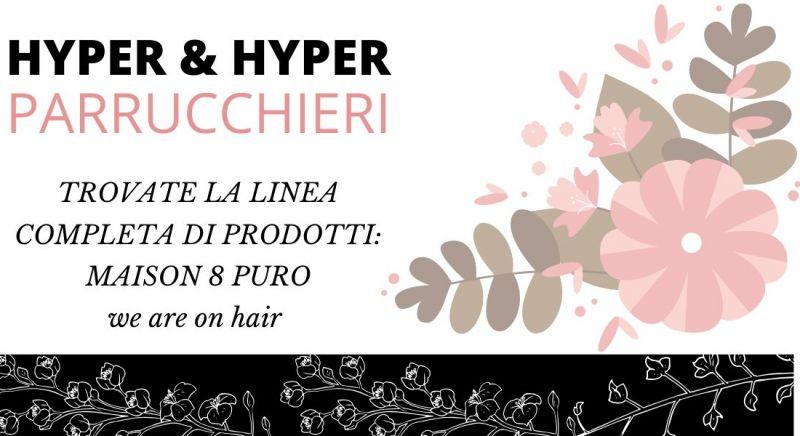 Vendita prodotti per capelli Maison8Puro a Treviso - Occasione linea capelli rigenerante professionale a Treviso